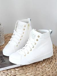 Nellson height high top sneakers 5cm