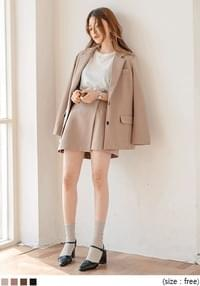 PARISIENNE TAILORED JACKETWITH CELEBRITY _ 조이 착용