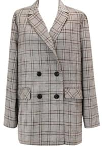 FRENCH CHIC CHECK JACKET