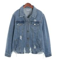 Live vintage denim jacket