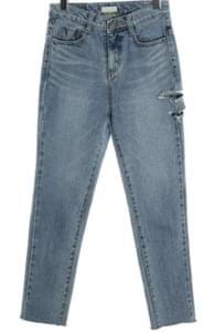 Crush Point Denim Pants
