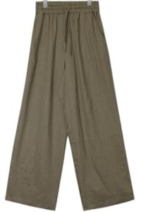 fresh linen banding pants