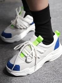 Sporty Color Sneakers