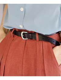 Daniel modern belt_K (size : one)