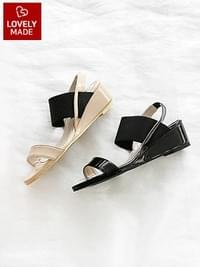 Delren Wedge Sandals 4.5cm