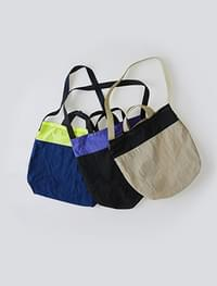 color scheme shoulder bag