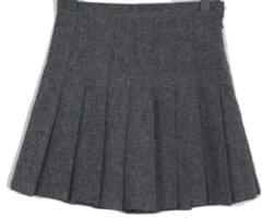 Sweet pleats culottes skirt_M (size : S,M,L)