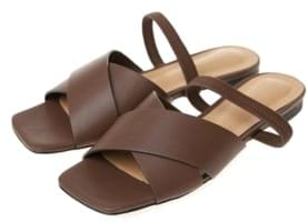 Bebe Two-way Sandals