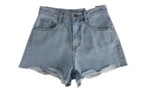 NF Denim Hot Pants