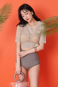Kit PK Knitted Top