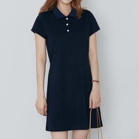 Kojikara mini dress (2 COLOR Navy, ivory, basic, same day, suit, guest, daily look)