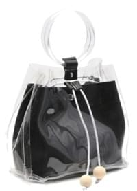 Transparent Backpack Beach Bag Mini Cross Bag