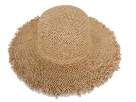 Natural Weaving Paper Hat