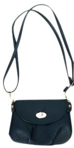 Clutch-walled cross bag