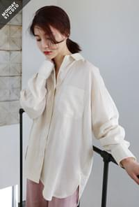 Daily natural linen shirts