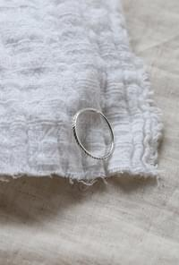 Silver leaf carve ring(silver 925)