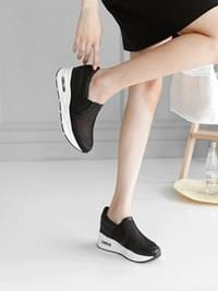 Day non-key height air slip-on 7cm