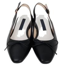 Lily ribbon sling back_M (size : 230,235,240,245,250)