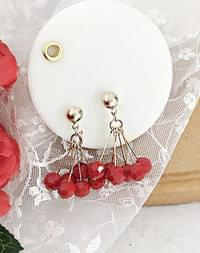 Purin earrings