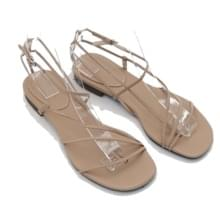 Flimsy line sandals