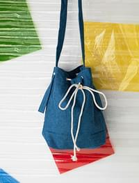 daily rope string bag