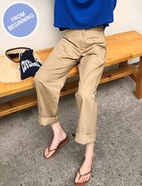 Made_bottom-154_stone wide pants_B (size : S,M)[베이지 26일 입고 후 순차적배송]
