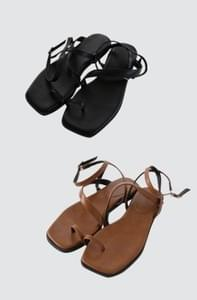 Anothertime-strap sandals