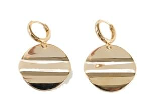 mood oval earring