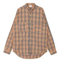 nova check shirts (2 color) - UNISEX