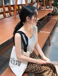 Tension basic sleeveless T_K (size : free)
