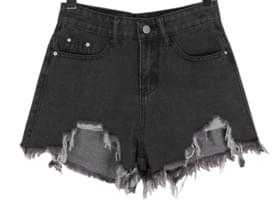 Beautiful Denim Short P