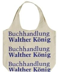 Walter lettering cotton bag_B (size : one)
