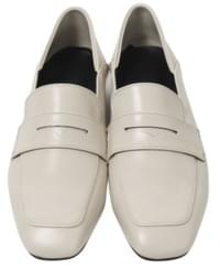 Regular simple penny loafer_S (size : 230,235,240,245,250)