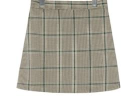 MOCHA GLEN SET-UP PANTS SKIRT