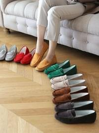 Callan Cushion Tall Loafers 2cm