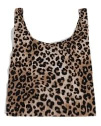leopard tote eco bag (2colors)