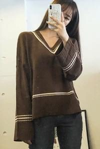 Lulu candy color knit