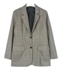 New Yorker check jacket