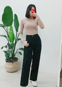 Wide Span Daily Pants