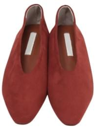 Step sharp flat shoes_M (size : 230,235,240,245,250)