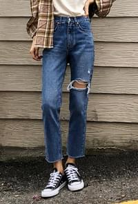 Irudameji denim pants