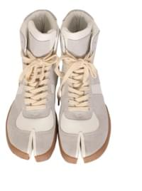 Point ankle sneakers