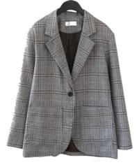 tartan check set - jacket