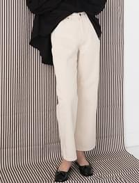 wearable straight fit pants