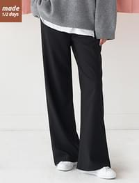 High West Wide Banding Pants