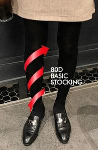 80D - Basic Stocking