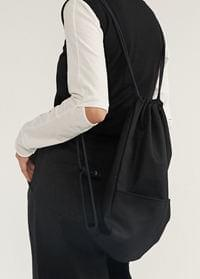 Cotton String Backpack