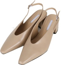 autumn sharpe sling back (4colors)