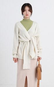 hold strap knit (4colors)