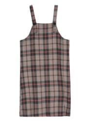 Attack box overall dress